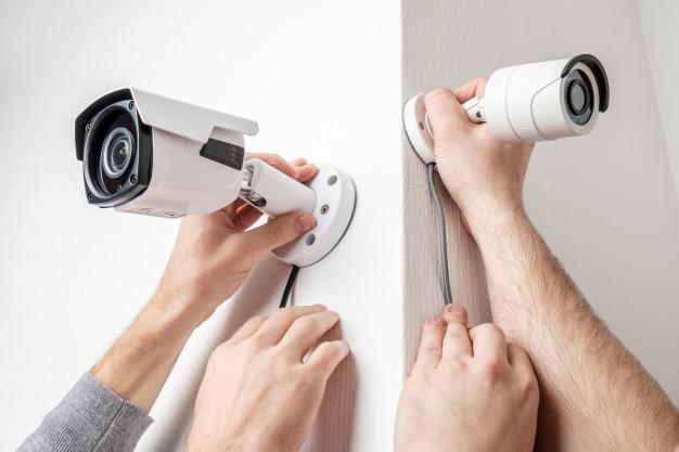Instalacion de cámara & VOIP